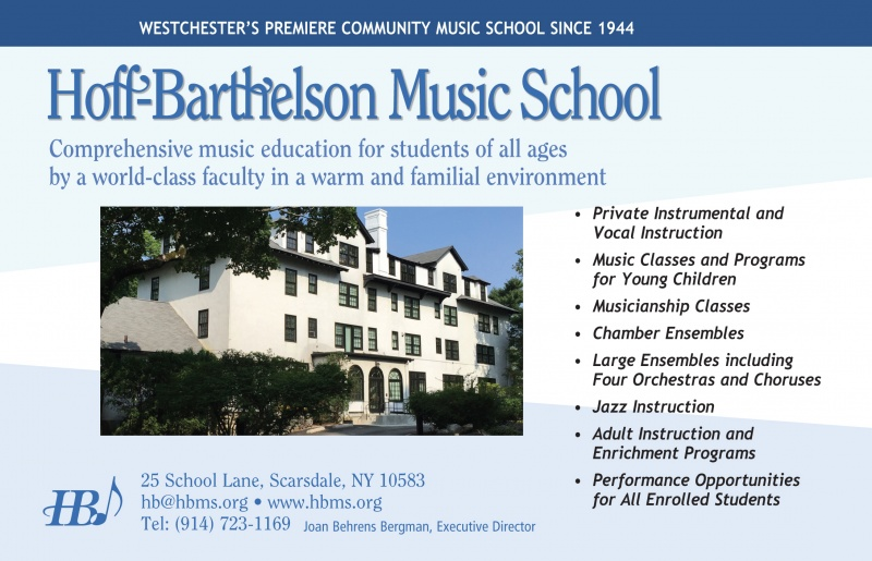 Hoff-Barthelson Music School
