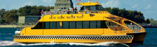 new York water taxi nyc