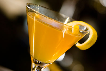 The Barclay Bar in NYC offers special drink nights