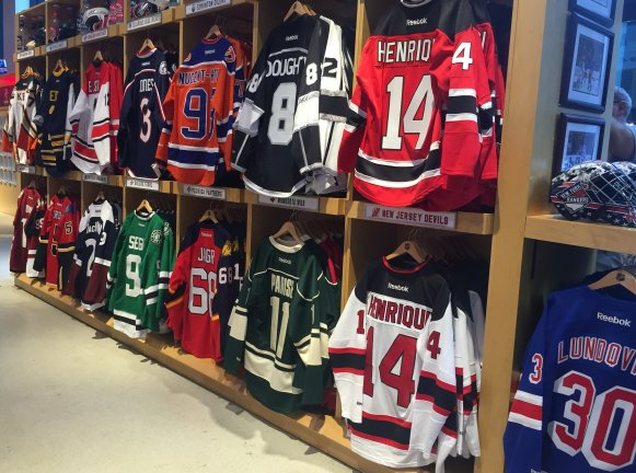 NHL Store NYC (City Guide NY) ee818f23731