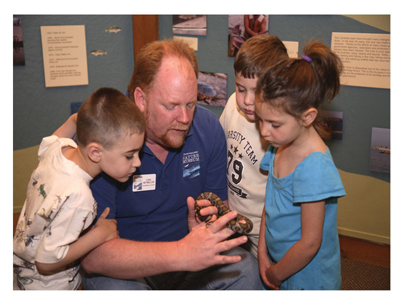 kids nature program on long island
