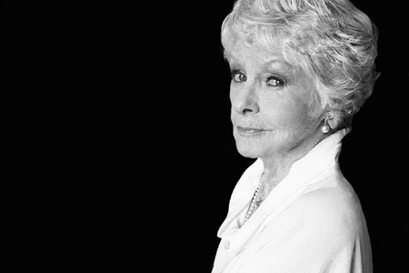 Elaine Stritch at Cafe Carlyle