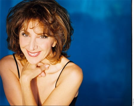 Andrea Martin currently stars in Pippin on Broadway
