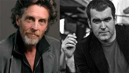 Macbeth's John Glover and Bryan d'Arcy James