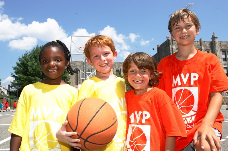 MVP Basketball Camp