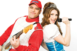 Princess Katie and Racer Steve