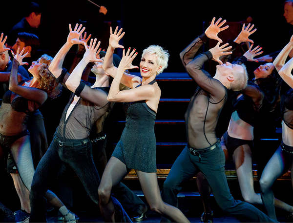 Velma Kelly in Chicago.