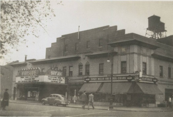 bayside historical movie theatre