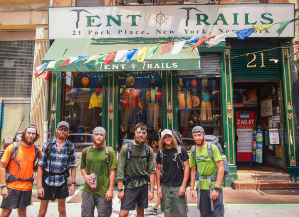 tent and trails store new york