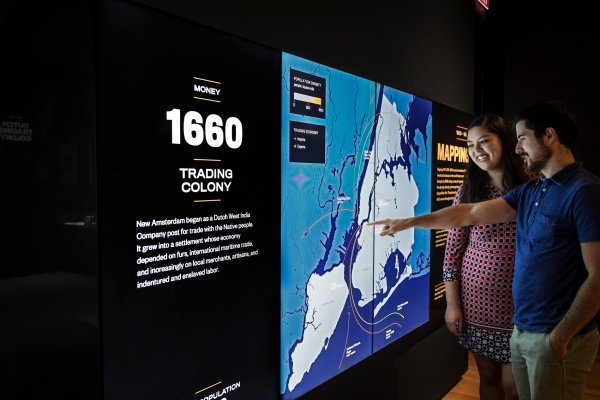 museum of the city of new york installation