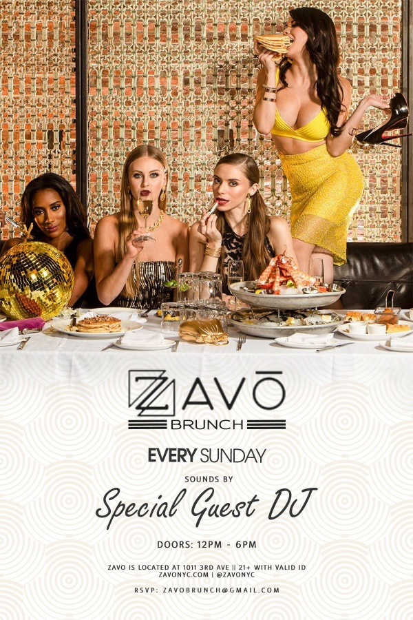 zavo brunch upper east side