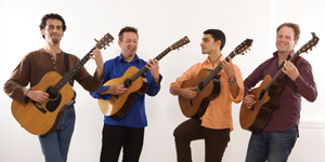 International Guitar Night; Brian Gore, Clive Carroll, Alexandre Gismonti
