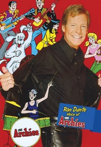 Ron Dante, voice of The Archies