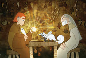 The Secret of Kells movie