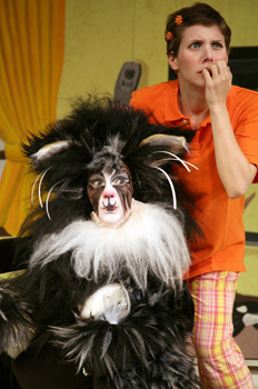 If You Give a Cat a Cupcake, Omaha Theater Company; children's theater
