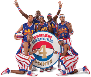 Harlem Globetrotters, 4 Points; 2011 World Tour