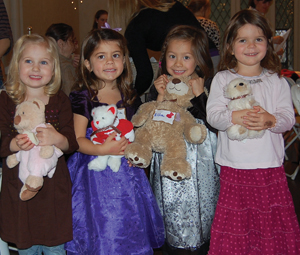 Teddy Bear Tea Party at Stamford Museum and Nature Center