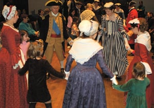 Washington's Birthday Ball at the Mount Vernon Hotel Museum & Garden