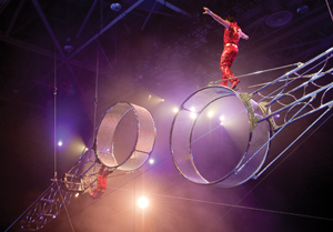 Fernandez Brothers, Ringling Bros. and Barnum and Bailey Circus, Fully Charged