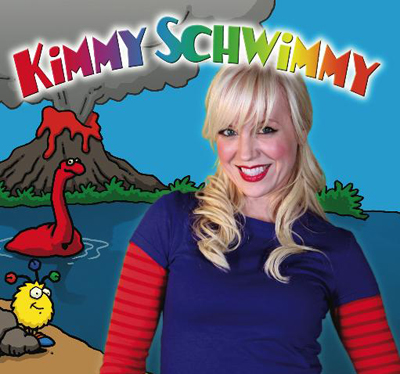 Kimmy Schwimmy, children's musician