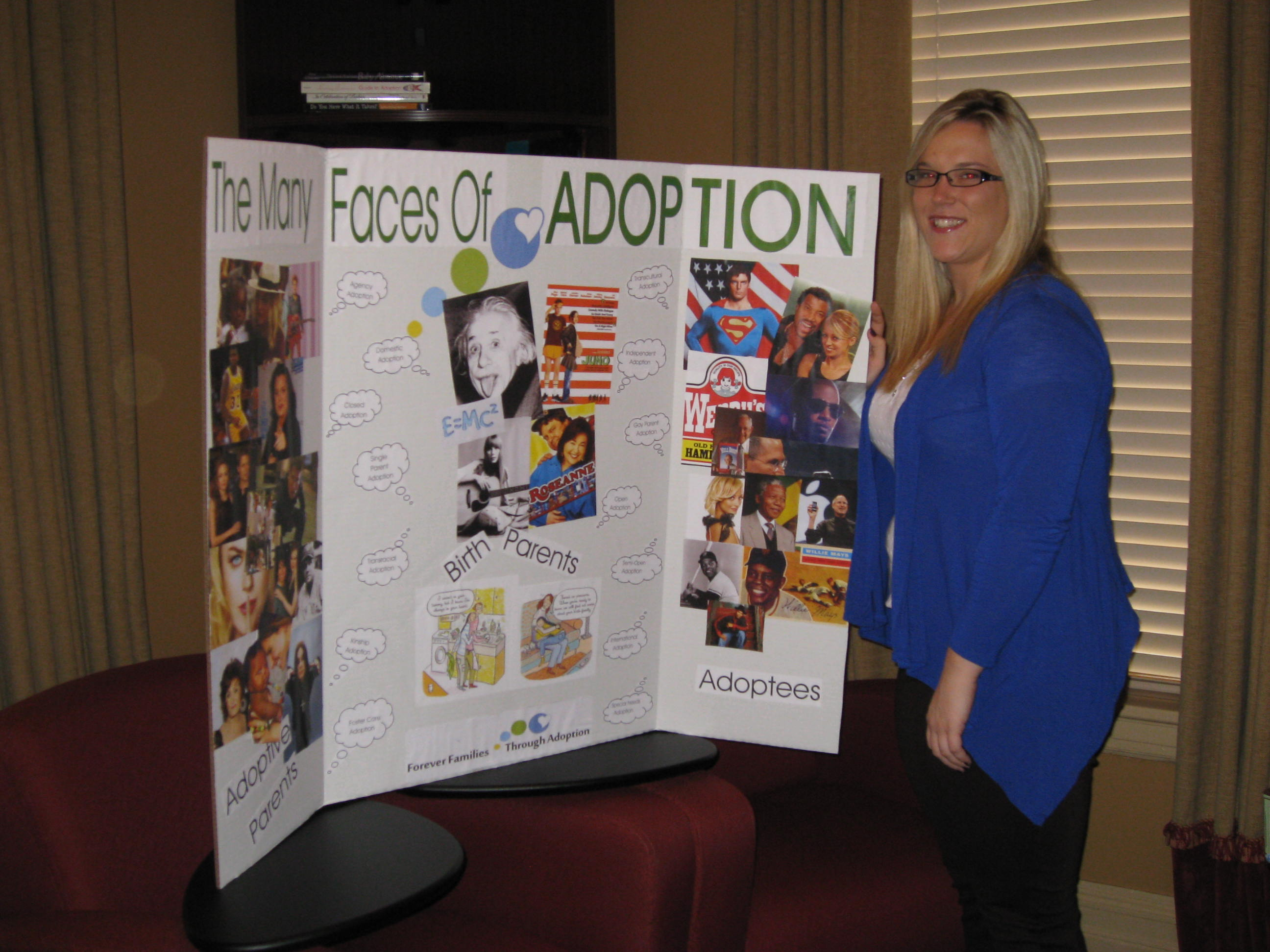 Vanessa Bush of Forever Families Through Adoption
