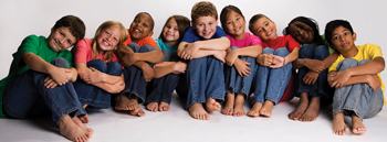 children from all cultures, different ethnicities and ...