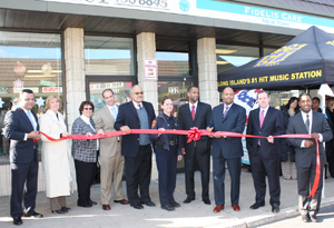 Fidelis Care grand opening in Patchogue, NY