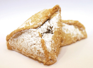 hamantaschen, Purim food
