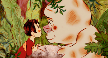 """Mia & the Migoo"" NY International Children's Film Festival"