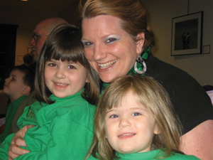 St. Patrick's Day at Ward Melville Heritage Organization