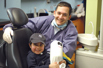 Dr. Michael Weisberg, Smile Builders