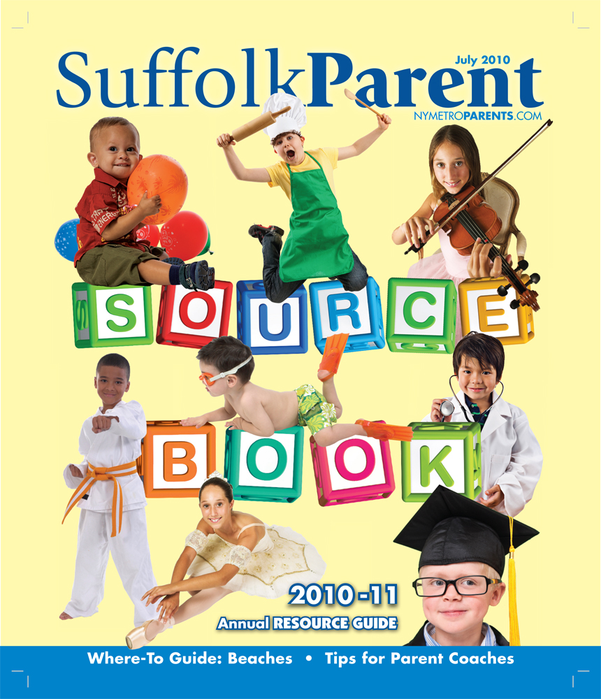 Suffolk Parent magazine, Source Book July 2010