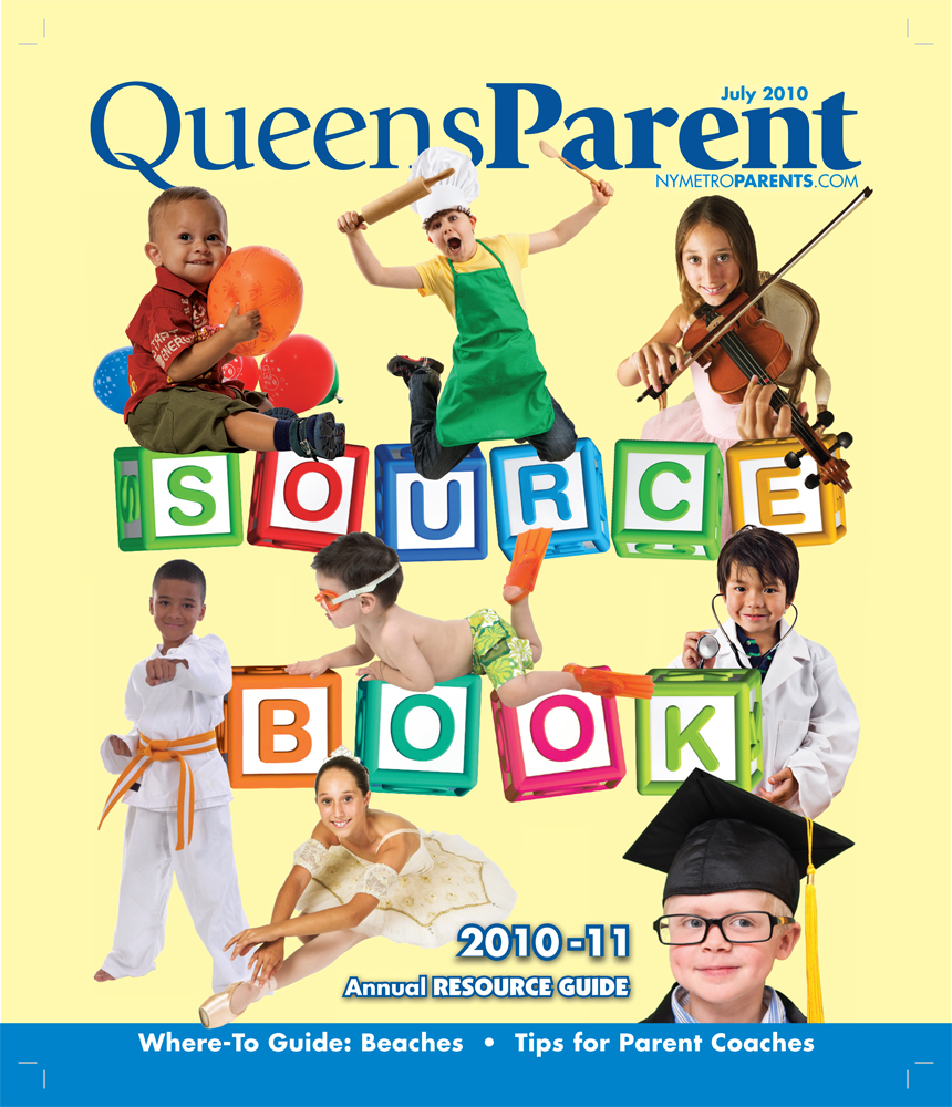 Queens Parent magazine, Source Book July 2010