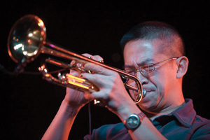 Cuong Vu, trumpet player