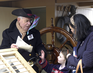 Pirate Days at Mystic Seaport