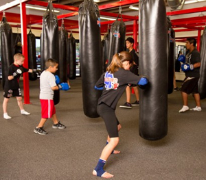 LA Boxing now offers boxing classes for kids