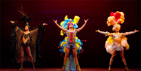 Priscilla Queen of the Desert on Broadway