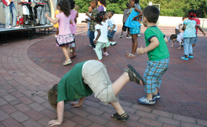 Dance Mania at Brooklyn Children's Museum