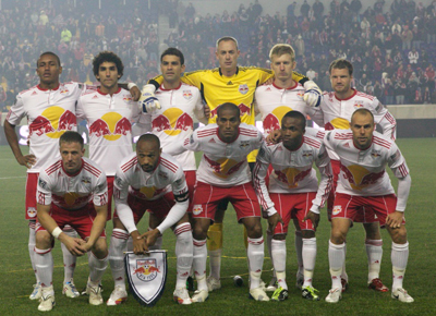 New York Red Bulls soccer team