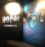Harry Potter The Exhibition in NYC