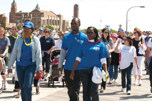 Every Woman Matters: A Walk for Women and Their Families