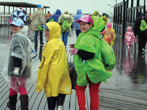Girl Scouts of Nassau County's Girls Go the Distance Walk