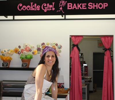 Cookie Girl Bake Shop in New City, NY
