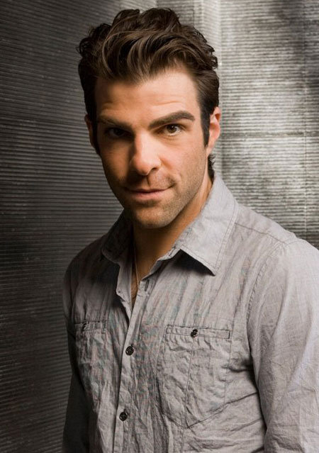 Star Trek's Mr. Spock, Zachary Quinto, to Appear at Midtown Comics in Downtown NYC on May 18