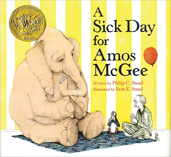 a-sick-day-for-amos, summer-reading-book