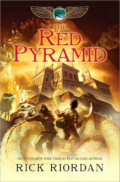 red-pyramid, summer-reading-book