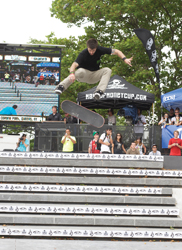Maloof Money Cup NY; Chris Cole
