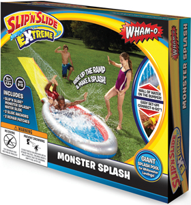 Slip 'N Slide Extreme Monster Splash Water Slide