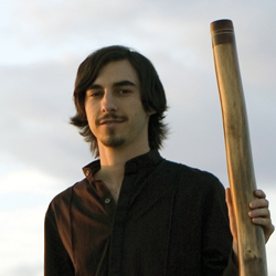 AJ Block, Australian didgeridoo player