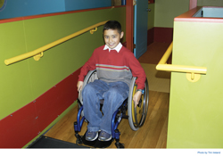 Access/Ability exhibit at Stepping Tones Museum for Children in Norwalk, CT